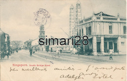 SINGAPOUR - N° 12 - SOUTH BRIDGE ROAD - Singapore