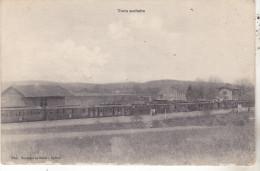88 Vosges-  Train Sanitaire.à Localiser , édit Homeyer & Ehret à Epinal. Postée Dounoux 1916. Tb état. - France