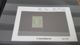 LOT 285362 TIMBRE DE FRANCE NEUF(*) N�20 VALEUR 100 EUROS