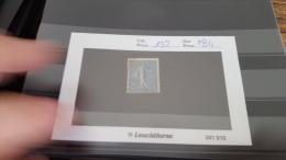 LOT 285380 TIMBRE DE FRANCE NEUF* N�132 VALEUR 84 EUROS