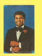 Postcard - Muhammad Ali, Boxing    (V 26955) - Boksen