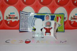 Kinder Surprise = Mini Me = FS330a + Bpz Allemand - Monoblocchi