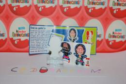 Kinder Surprise = Mini Me = FS330b + Bpz Allemand - Monoblocchi