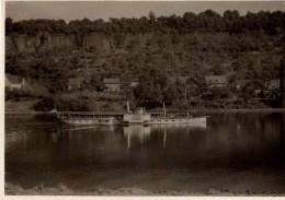 Photo Originale Bateau - Excursion � bord du Krippen - 3 photos - Ausflug an Bord Krippen -