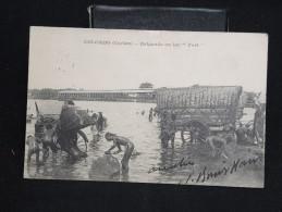 "CEYLAN - CP Voyagée - COLOMBO "" Baignade Au Lac Fort "" Lot N° 10021 - Sri Lanka (Ceylon)"