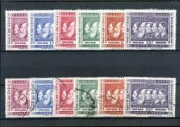 Belgisch Congo -  2 x COB 344/49  (1 x * - 1 x gestempeld / oblit�r� )                   J8527