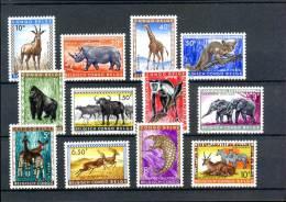 Belgisch Congo -  COB 350/61  ** MNH                   J8528