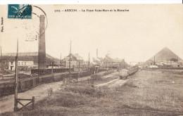 ABSCON - La Fosse Saint-Marc Et La Marnière - Superbe Carte - France