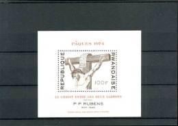 Rwanda -  COB BL34  ** MNH                          J8600 - 1970-79: Mint/hinged