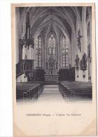25503 CHERMISEY Vue Intérieure De L'église -ed ? - France