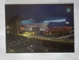 Madrid - Estadio Vincente Calderon - Fútbol