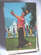 Thailand Dancing Lady - Thailand