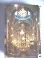 Mexico Iglesia De Santa Prisca En Taxco - Mexico