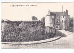 25507 CHATEAU THIERRY - Porte Saint Pierre -4 Bourgogne - - Chateau Thierry