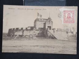 """MEXIQUE - C P Voyagée - VERACRUZ  """" Fort Santiago """"  - Lot N° 10027 - Mexique"""