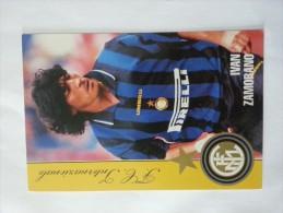 Calcio - Inter - Ivan Zamorano - Soccer