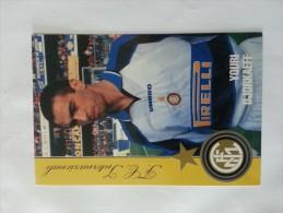 Calcio - Inter - Youri Djorkaeff - Soccer