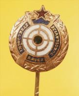 EXCELLENT SHOOTER - Award SHOOTING FERDERATION YUGOSLAVIA Archery Bow And Arrow, Tir à L´arc, Schießen Bogenschießen - Tiro Con L'Arco