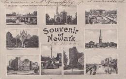Royaume-Uni - Newark - Souvenir Of Newark  - 1906 - Angleterre