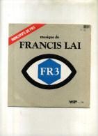 - INDICATIFS DE FR3 . FRANCIS LAI . 45 T. - Zonder Classificatie