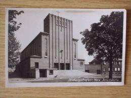 AK Um 1933, LUDWIGSHAFEN, HERZ-JESU-KIRCHE - Ludwigshafen
