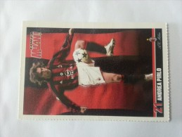 Calcio - Milan  - Andrea Pirlo - Soccer