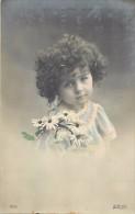 Themes Div -ref L652- Enfants - Portrait  De Fillette - Theme Fillettes  - Carte Bon Etat - - Portraits