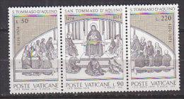 PGL BT148 - VATICANO SASSONE N°558/60 ** - Vatican