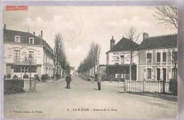 LA FLECHE . Avenue De La Gare . - La Fleche