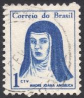 Brazil, 1 C. 1967, Sc # 1036, Mi # 1129, Used. - Brazil