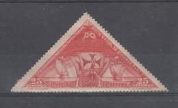 ESPAGNE 1930 . C Colomb N° 450  Neuf  X (charniere ) - 1889-1931 Reino: Alfonso XIII