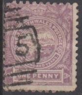 1888 - NEW SOUTH WALES - Y&T 59 - Sydney - Oblitérés