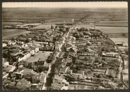 BEAUVOIR Sur NIORT Route Paris-Bordeaux Vue Aérienne (Combier) Deux-Sèvres (79) - Beauvoir Sur Niort