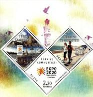 Turkey - 2013 - EXPO 2020 Izmir Candidacy - Mint Souvenir Sheet - Nuevos