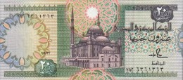 Egypt 20 Pounds 1992 Pick 52c UNC - Egipto