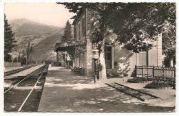 La Roche Des Arnauds - La Gare -  CPSM**** - Non Classés