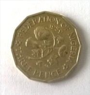 Monnaies - Nigeria - 3 Pence 1959 - Superbe - - Nigeria