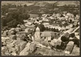 FRONTENAY ROHAN ROHAN Rare Vue Aérienne (Combier) Deux-Sèvres (79) - Frontenay-Rohan-Rohan