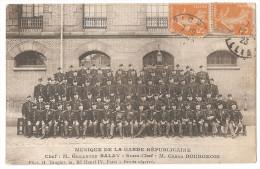 Allier - 03 - Vichy Congrés 1923 La Musique De La Garde Républicaine - 2scans - Vichy