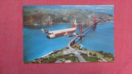 Western Airlines Electras  2 Pin Holes--2092 - 1946-....: Moderne