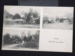 """NIGER - CP """" Habitation Des Indigènes """" - Lot N° 10059 - Niger"""