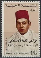 Maroc, N° 589** Y Et T - Marokko (1956-...)