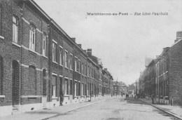 Marchienne Au-Pont----- Rue Léon Pourbaix - Otros