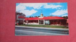 Howard Johnson´s Motor Lodge-  --List Of Restaurant To Be Opened 1959 Bi Fold= ===2093 - Reclame