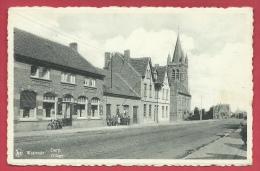 "Westende - Dorp / Village  - Estaminet "" In De Kroon ""   ( Verso Zien ) - Westende"