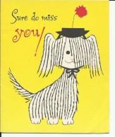 Carte Humoristique Chien - Humorous Cards