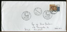ITALIA - TERMOLI  -  Lucchetto -  Congresso  ENIGMISTICO  Nazionale - Giochi