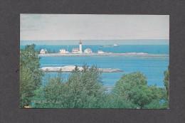 PHARES - LIGHTHOUSE - PHARE LE LONG DU ST LAURENT - METIS BEACH - QUÉBEC - PUBLIÉ PAR SOCETÉ KENT - Phares