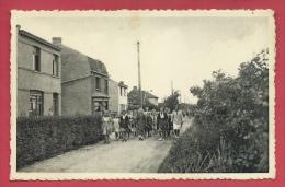 Westende - Basseveldstraat - Geanimeerd   ( Verso Zien ) - Westende