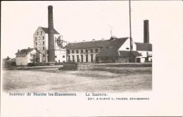 « Souvenir De MARCHE-LEZ-ECAUSSINNES - La Sucrerie» - Ed. H. Hauzen, Ecaussinnes - Ecaussinnes